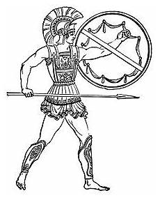 antica moneta persiana famiglia molon antica grecia