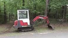 kubota kh 41 excavator