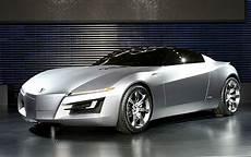 acura advanced sports car concept cars diseno art