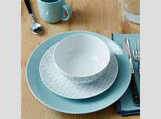 Pattern Palette Dinnerware Set   Everything Turquoise