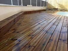 photos lames de terrasse bois prix pas cher trait 233