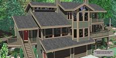 sloping lot house plans hillside sloping lot house plans hillside daylight home building
