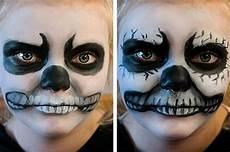 Make Up Schminktipps Vir Totenkopf Hexe