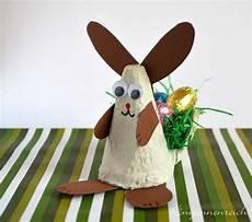 Mini Osterk 246 Rbchen Aus Einem Eierkarton Ostern Easter
