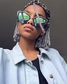 short hairstyles with braids 30 short box braids hairstyles for chic protective looks