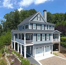 sloping lot house plans hillside best house plans for a sloping lot time to build