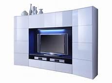 meuble tv avec rangement pas cher grand banc tv design laqu trendymobilier avec grand