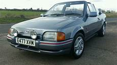 Ford Xr3i Cabriolet Convertible 1 6 4 Mk4
