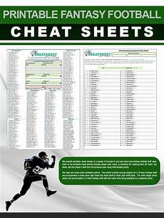 fantasy football draft guide cheat sheet ggetcenter