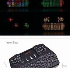 Viboton Plus Colorful Marquee Backlit Russian by Remote Controls Viboton I8 Plus Tri Color Backlit