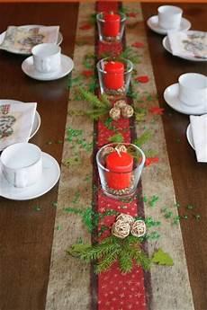 Haha Oldu Tischdekoration Weihnachten