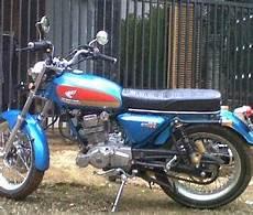 Gl 100 Modif Cb by Honda Gl 100 Modif Cb Cb Indonesia