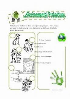 nature protection worksheets 15140 environmental protection esl worksheet by colita