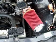 1992 98 318i s bmw how to install an air intake filter