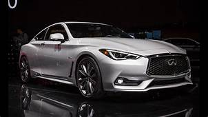 Review Car 2017 Infiniti Q60 Specs Price And Rating  YouTube