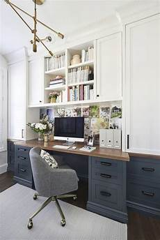 home office built in furniture modern farmhouse home office with built ins built in