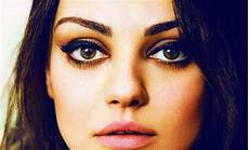 Mila Kunis Augen Free High Definition Wallpapers Mila Kunis High