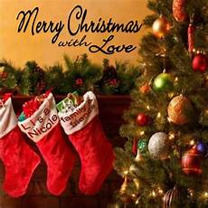 merry christmas with love by music com