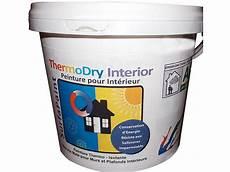 peinture isolante extérieure surfapaint thermodry interior peinture acrylique