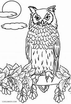 Kostenlose Malvorlagen Eule Free Printable Owl Coloring Pages For