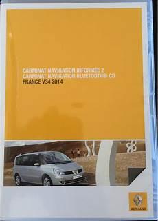 cd gps renault 2014 2015 v34 carminat inform 233 e 2 cni2