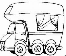 Malvorlagen Kostenlos Wohnwagen Wohnwagen 2 Ausmalbild Malvorlage Nordisch