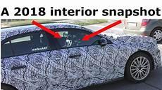 Mercedes Erlk 246 Nig A Klasse A Class W177 2018 Interior