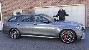 Know If 2018 Mercedes AMG E63 S Wagon Is A Perfect Family