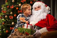 santa claus what should parents tell about believing