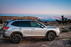 2019 subaru forester sport 2 2019 forester sport with 2 quot lift enjoying the view subaru