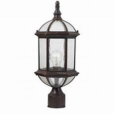 design traditional wall 19 in outdoor old bronze light with clear seedy glass shade