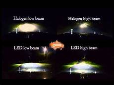 Led Vs Halogen Headlights Allan Whiting February 2015