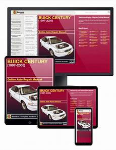 online car repair manuals free 1989 buick century electronic throttle control buick century online service manual 1997 2005