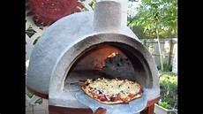 Pizza Steinofen Bauen - pizza oven easy build pizza at 800 f