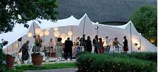 rental tent decorated with lighting able to be used for