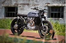 custom honda cx500 by x axis bikebound