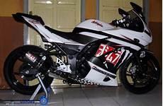 R Variasi by Variasi Modifikasi Kawasaki 250r Keren