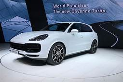 2018 Porsche Cayenne Turbo Launched At Rs 192 Crores