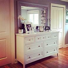 Bedroom Dresser With Mirror Decor Ideas by Dresser With Mismatched Mirror For The Home