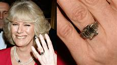 camilla bowles engagement ring has a