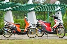 Variasi Motor Mio Sporty by Cara Modifikasi Motor Mio Sporty Terbaru 2015