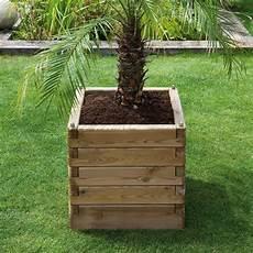 Bac 224 Fleurs Bois Trait 233 L50 H50 Cm Ol 233 A Plantes Et Jardins
