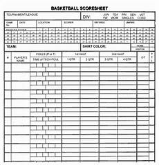free 11 sle basketball score sheet templates in docs sheets excel ms