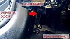 on board diagnostic system 2002 subaru legacy seat position control subaru obd2 diagnostic port location