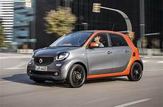2015 smart fortwo and forfour pricing engines and specs