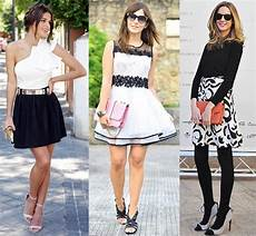 wedding guest black and white dress wedding guest dresses and attires for all seasons