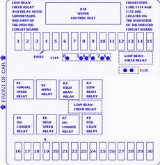 Bmw 325 Injection 1992 Fuse Box Block Circuit Breaker