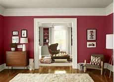 Wandfarbe Beere Trendy Farbt 246 Ne F 252 R Eine Moderne