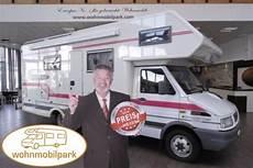 Wohnmobilpark Bad Honnef - concorde a 720 st etagenbetten iveco r 252 ckfahrkamera
