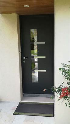 Porte D Entrée Vitrée Porte D Entr 233 E Aluminium Bretagne D 233 Couvrez Nos Portes D
